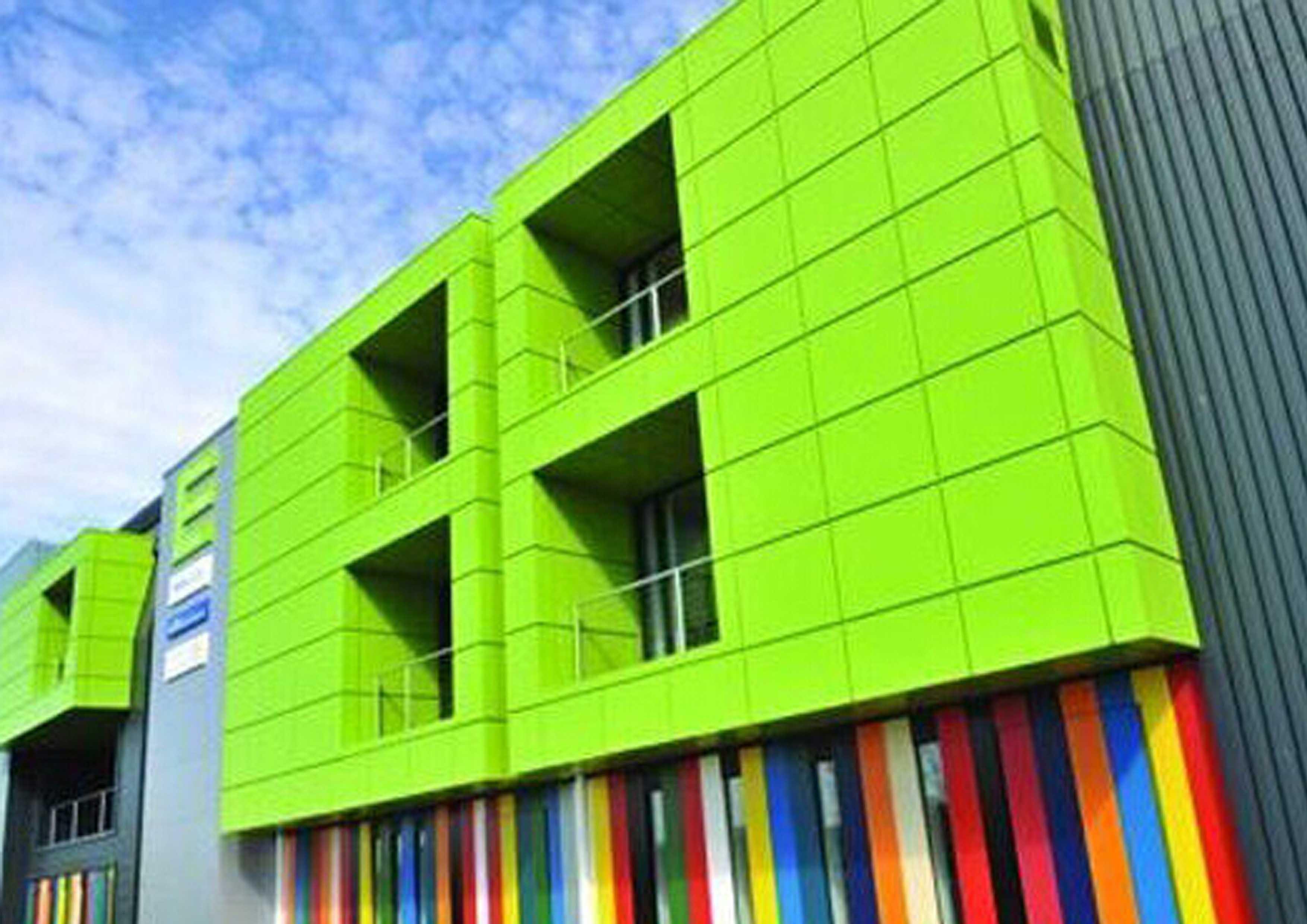 办公楼,学校等大型建筑物外墙新建及翻修工程